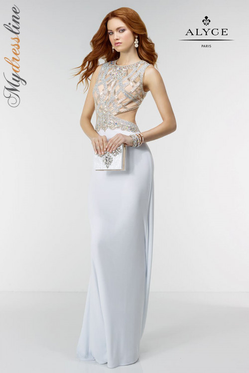 Alyce 6501 - Alyce Paris Long Dresses