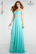 Alyce 6519 - Alyce Paris Long Dresses
