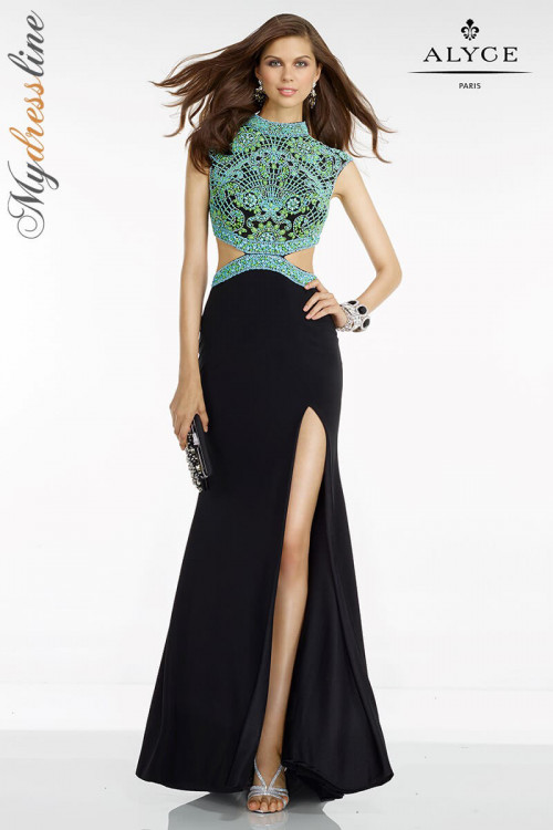 Alyce 6523 - Alyce Paris Long Dresses