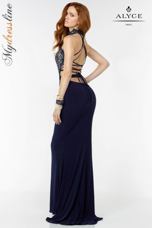 Alyce 6529 - Alyce Paris Long Dresses