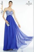 Alyce 6546 - Alyce Paris Long Dresses