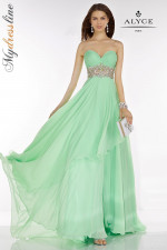 Alyce 6607 - Alyce Paris Long Dresses