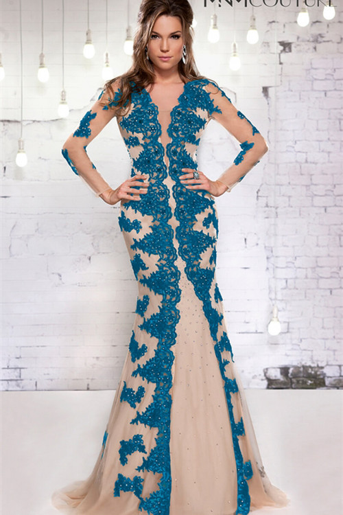 MNM Couture 9582 - MNM Couture Long Dresses