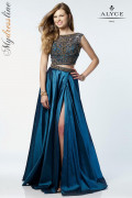 Alyce 6740 - Alyce Paris Long Dresses