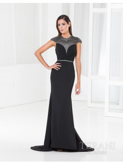 Terani Couture E3764 - SALE!!!
