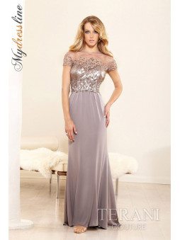 Terani Couture M3485 - SALE!!!