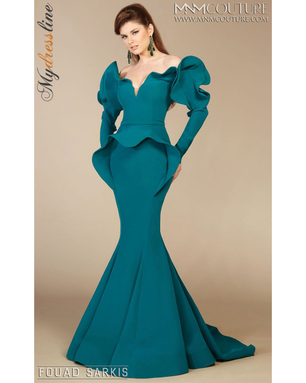 MNM Couture 2329 - MNM Couture Long Dresses