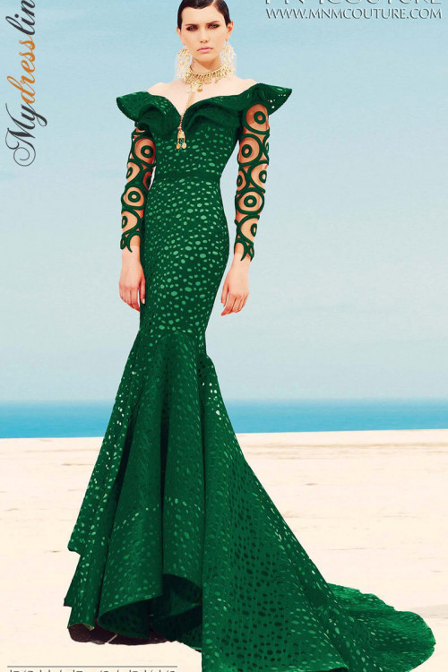 MNM Couture 2345 - MNM Couture Long Dresses