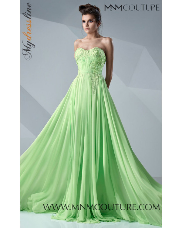 MNM Couture G0626 - MNM Couture Long Dresses