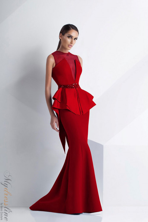 MNM Couture G0787 - MNM Couture Long Dresses