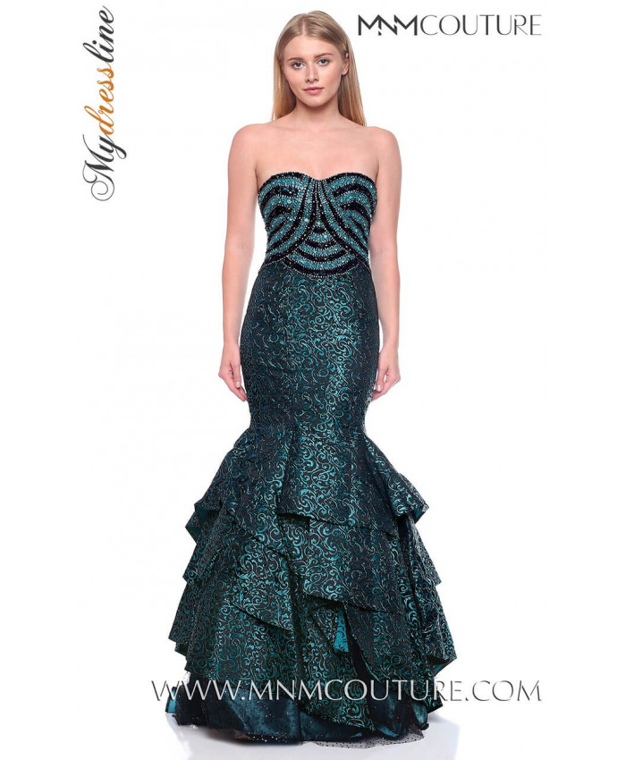 MNM Couture KH059 - MNM Couture Long Dresses