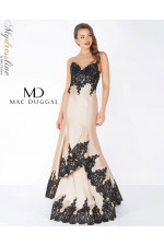 Mac Duggal 62819R - New Arrivals