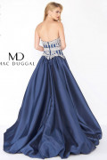 Mac Duggal 62894R - Mac Duggal Regular Size Dresses