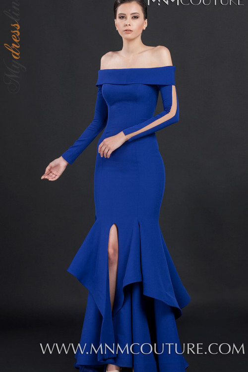 MNM Couture N0043 - MNM Couture Long Dresses
