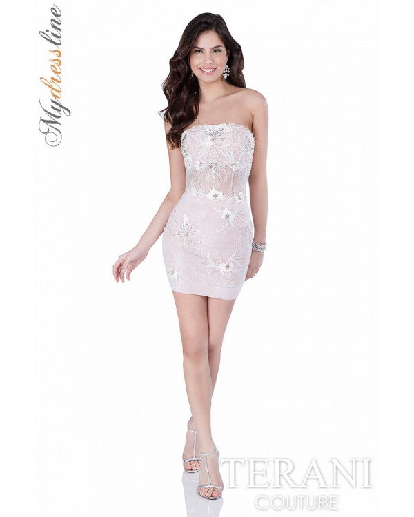Terani Couture 1623H1229 - New Arrivals