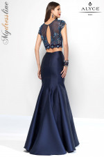 Alyce 6651 - Alyce Paris Long Dresses