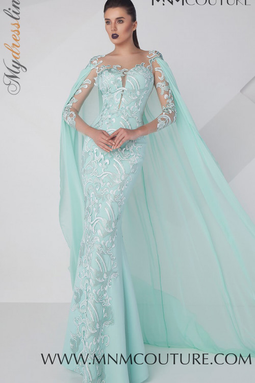 MNM Couture G0603 - MNM Couture Long Dresses