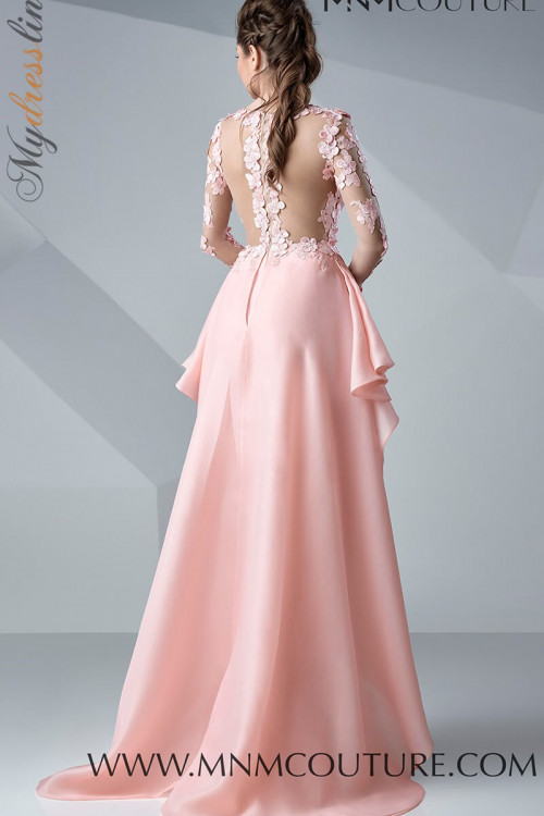 MNM Couture G0649 - MNM Couture Long Dresses