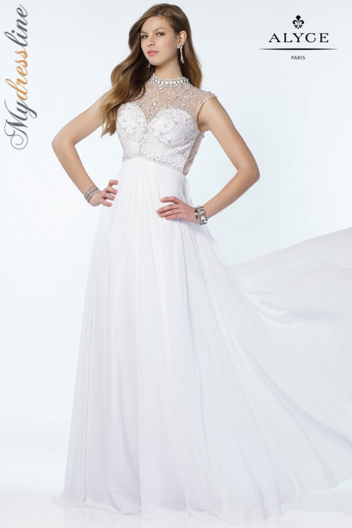 Alyce 1140 - Alyce Paris Long Dresses