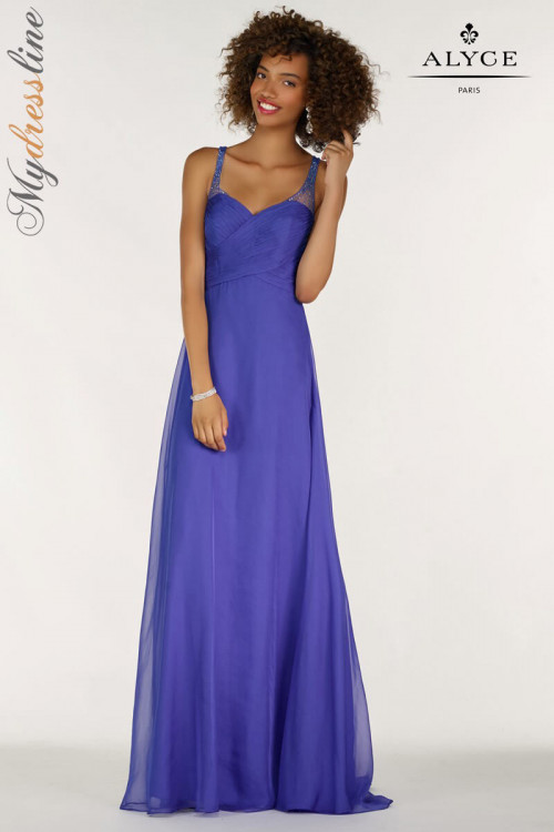 Alyce 1147 - Alyce Paris Long Dresses