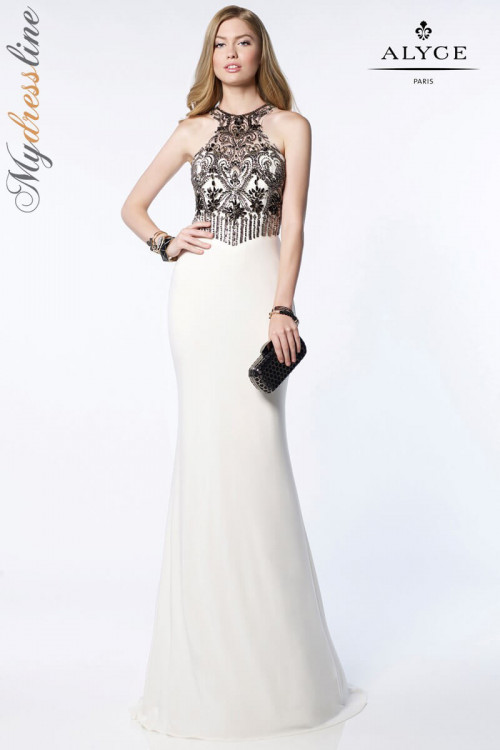 Alyce 1153 - Alyce Paris Long Dresses