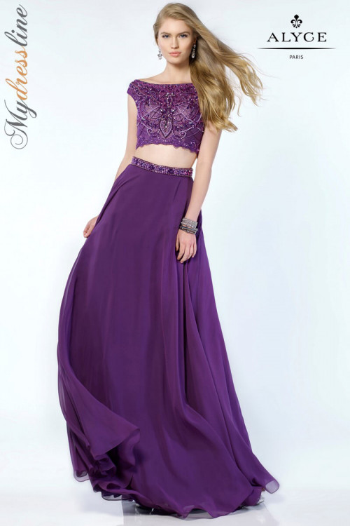 Alyce 1171 - Alyce Paris Long Dresses