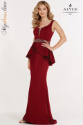 Alyce 2613 - Alyce Paris Long Dresses
