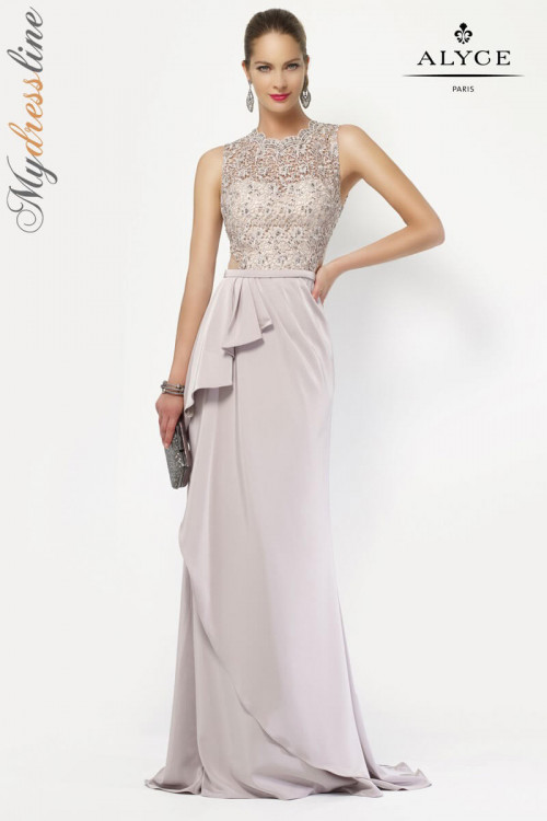 Alyce 27107 - Alyce Paris Long Dresses