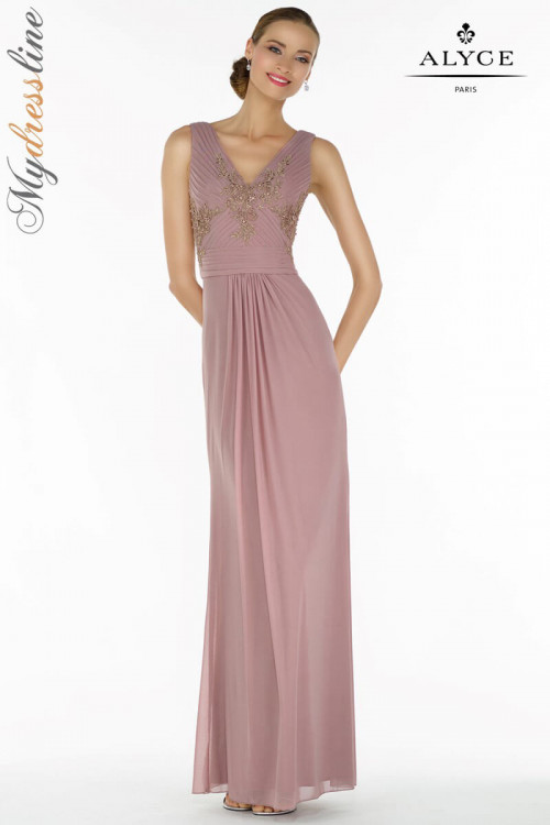 Alyce 27129 - Alyce Paris Long Dresses