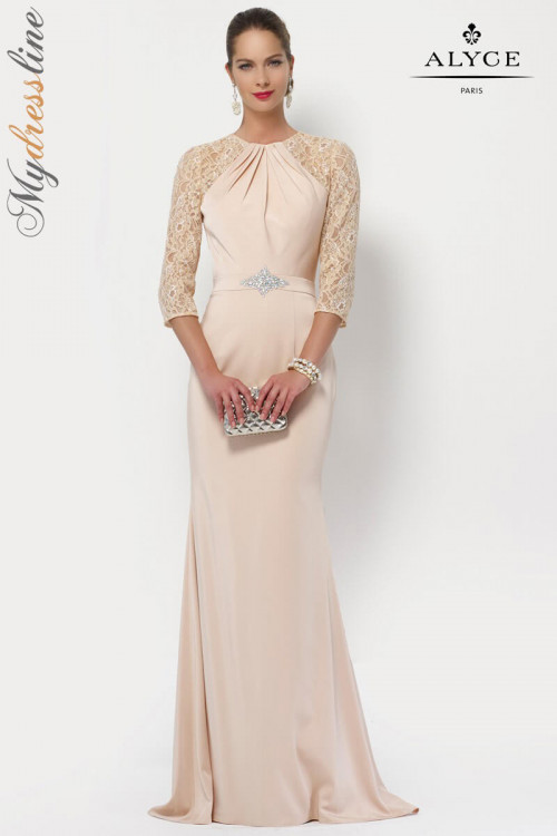 Alyce 27156 - Alyce Paris Long Dresses