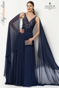 Alyce 27171 - Alyce Paris Long Dresses