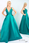 Mac Duggal 55010i - Mac Duggal Regular Size Dresses