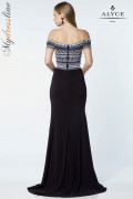 Alyce 6694 - Alyce Paris Long Dresses