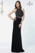 Alyce 6699 - Alyce Paris Long Dresses
