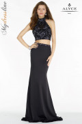 Alyce 6703 - Alyce Paris Long Dresses