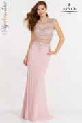 Alyce 6704 - Alyce Paris Long Dresses