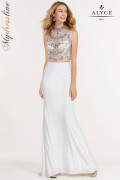 Alyce 6705 - Alyce Paris Long Dresses
