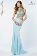 Alyce 6707 - Alyce Paris Long Dresses