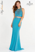 Alyce 6709 - Alyce Paris Long Dresses
