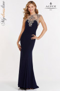 Alyce 6719 - Alyce Paris Long Dresses