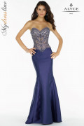 Alyce 6735 - Alyce Paris Long Dresses