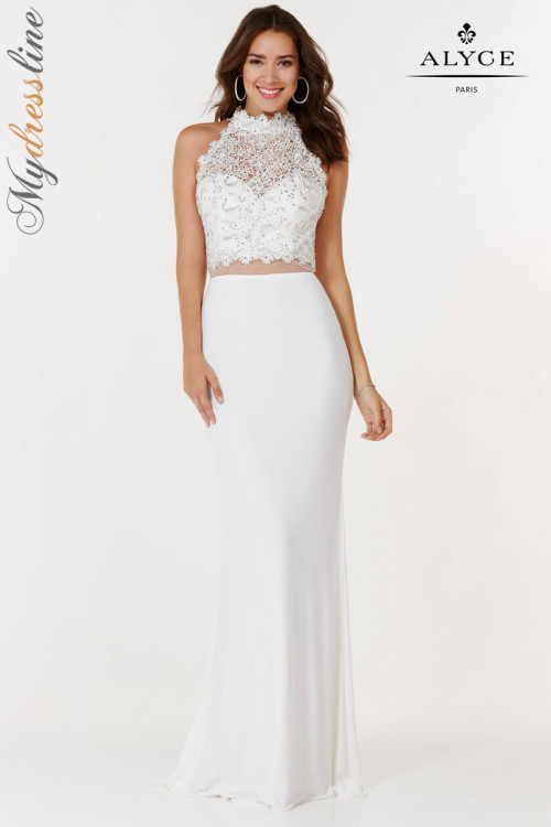 Alyce 6737 - Alyce Paris Long Dresses