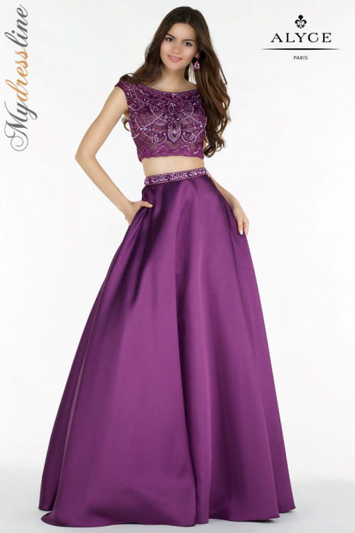 Alyce 6742 - Alyce Paris Long Dresses