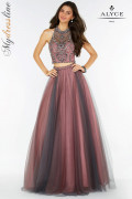 Alyce 6766 - Alyce Paris Long Dresses