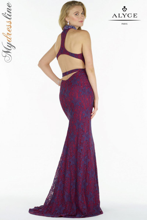 Alyce 6787 - Alyce Paris Long Dresses