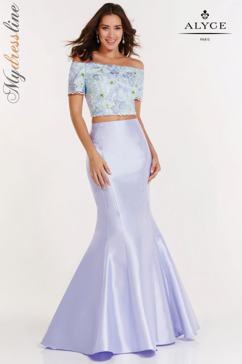 Alyce 6806 - Alyce Paris Long Dresses