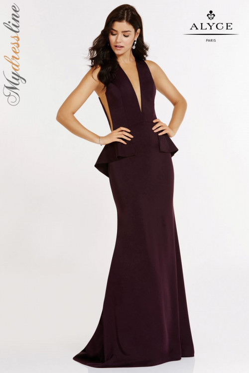 Alyce 8002 - Alyce Paris Long Dresses