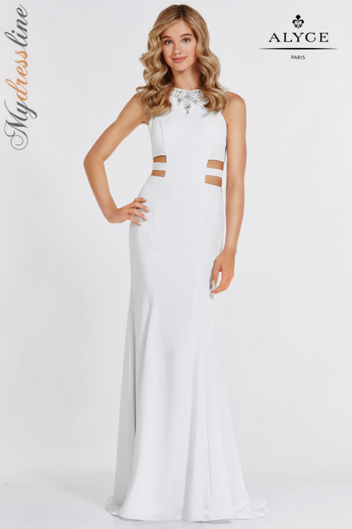 Alyce 8006 - Alyce Paris Long Dresses