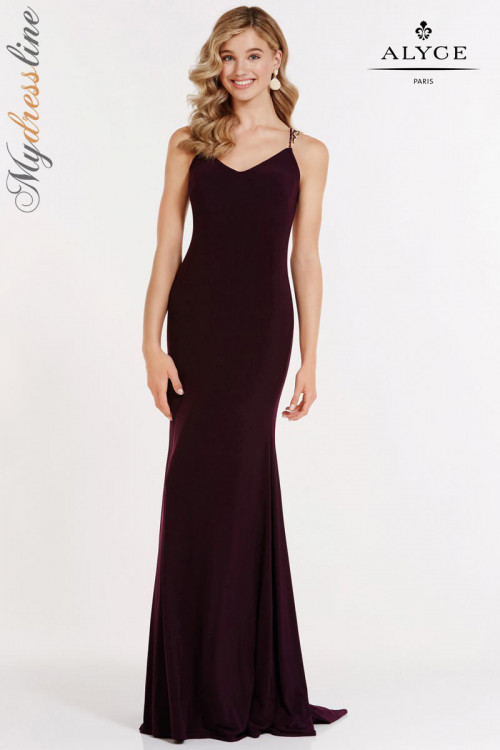 Alyce 8016 - Alyce Paris Long Dresses