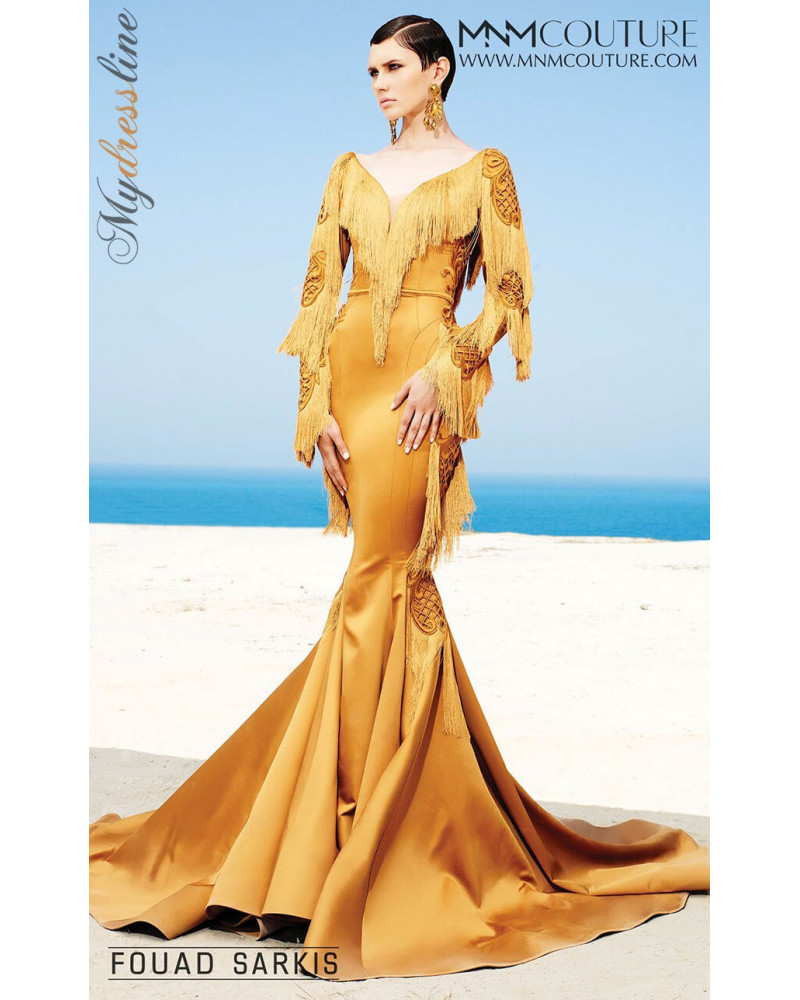 Mnm couture evening dresses